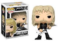 Funko Pop! James Hetfield
