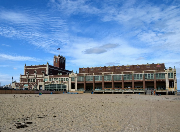 Convention Hall, Asbury Park  | Ms. Toody Goo Shoes #ConventionHall