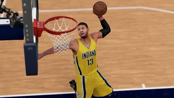 Spesifikasi NBA 2K18