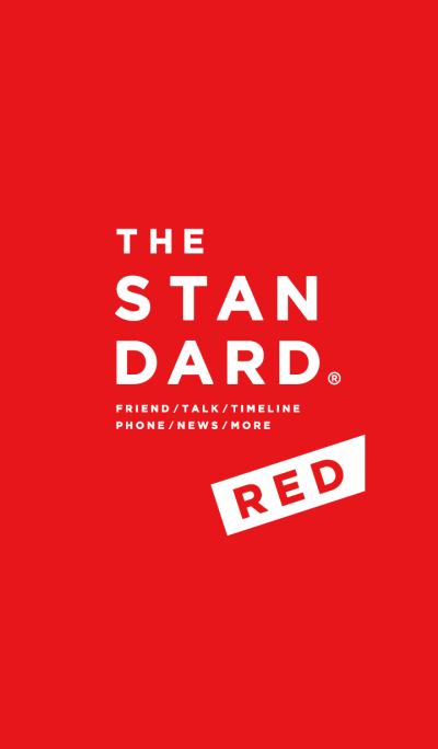 THE STANDARD RED ver.