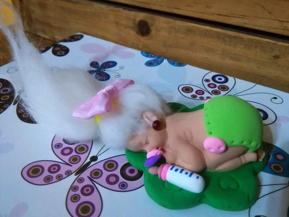 Beb duendecilla manualidades decoraci n aficiones y - Manualidades decoracion bebe ...
