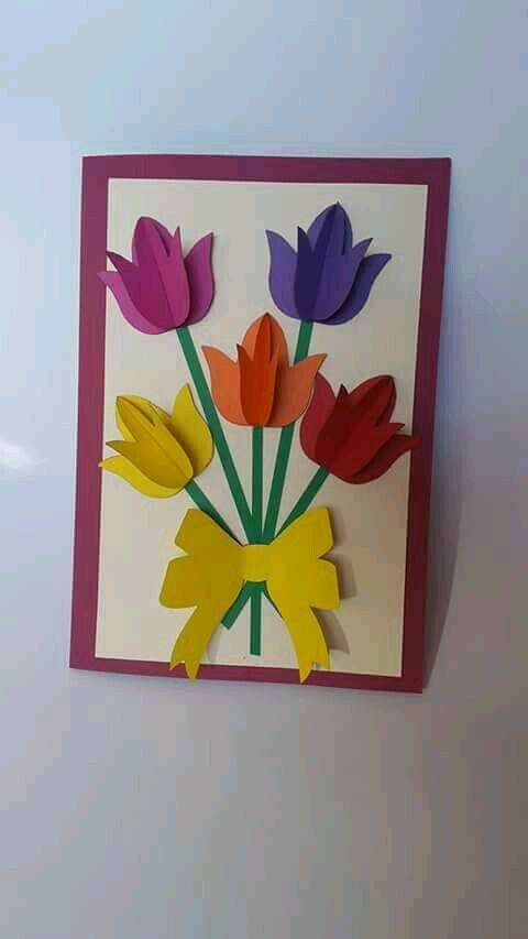 Nunca Más Aburrido Crea Hermosas Tarjetas Con Flores