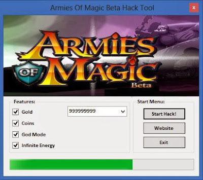 Armies Of Magic Beta Hack