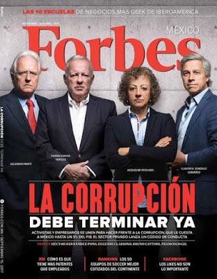 Revista Forbes México Octubre 2017