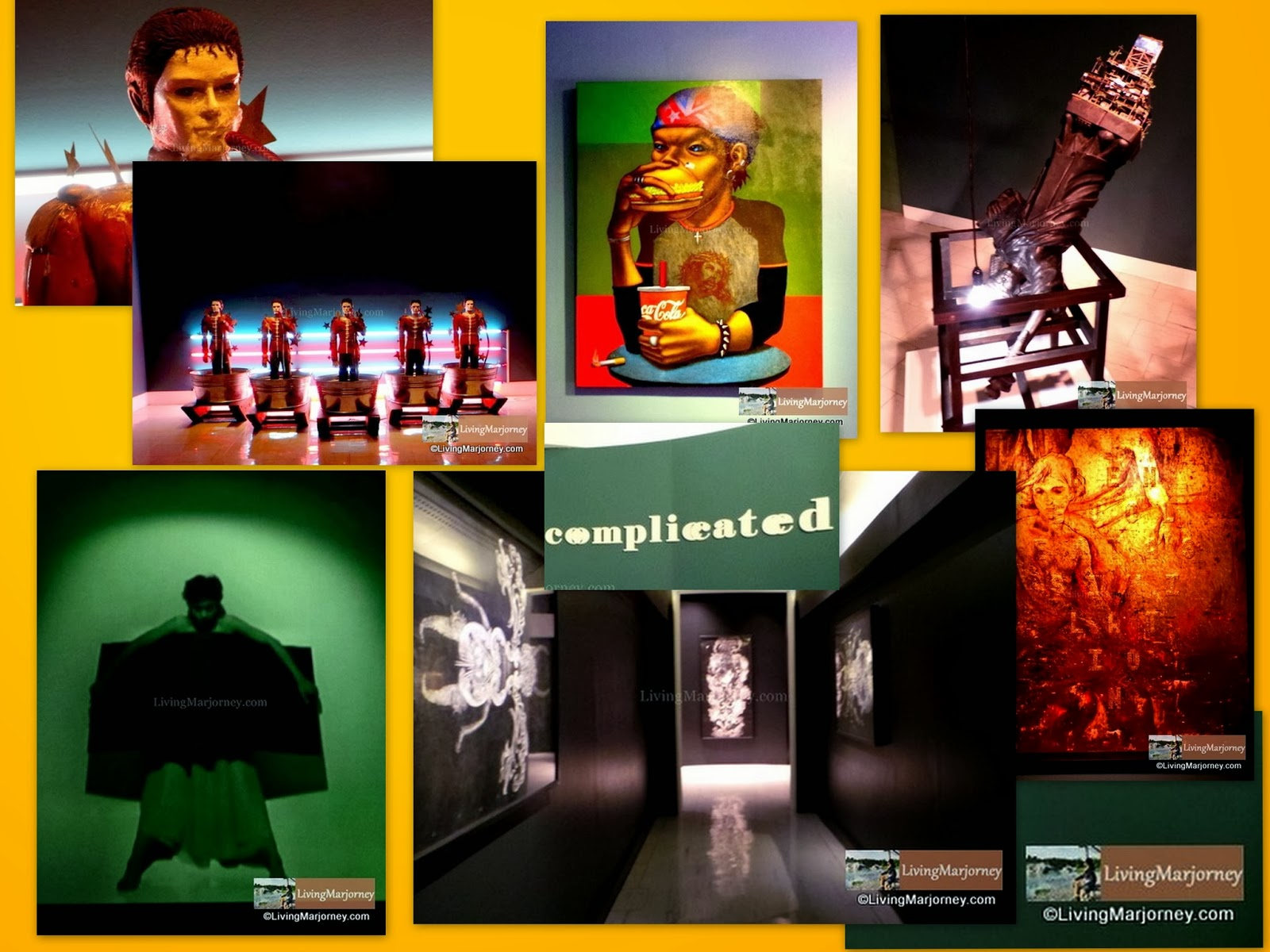 'Complicated' at the Lopez Museum