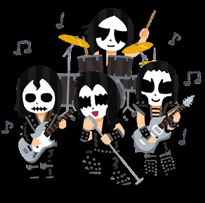 メタルバンド