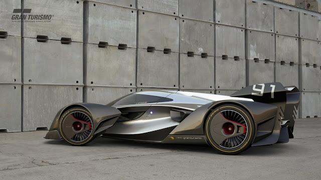McLaren Ultimate Vision Car