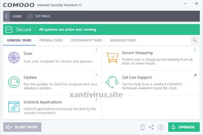 Comodo Internet Security 11.0.0.6728