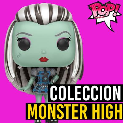 Lista de figuras funko pop de Funko POP Monster high