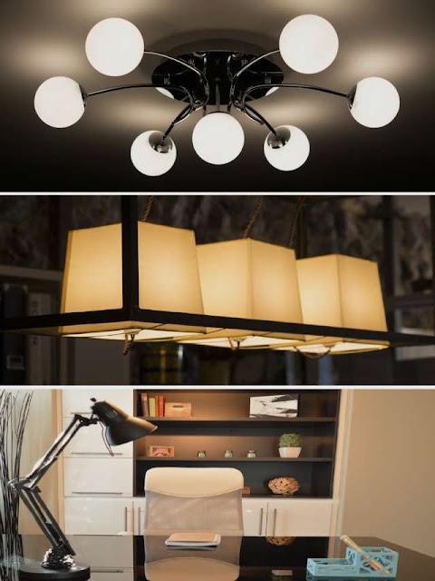 Penerapan 3 Jenis Lampu pada Rumah Tempat Tinggal Menurut Fungsinya