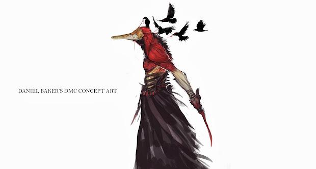 Dan Bakers Dmc Concept Art