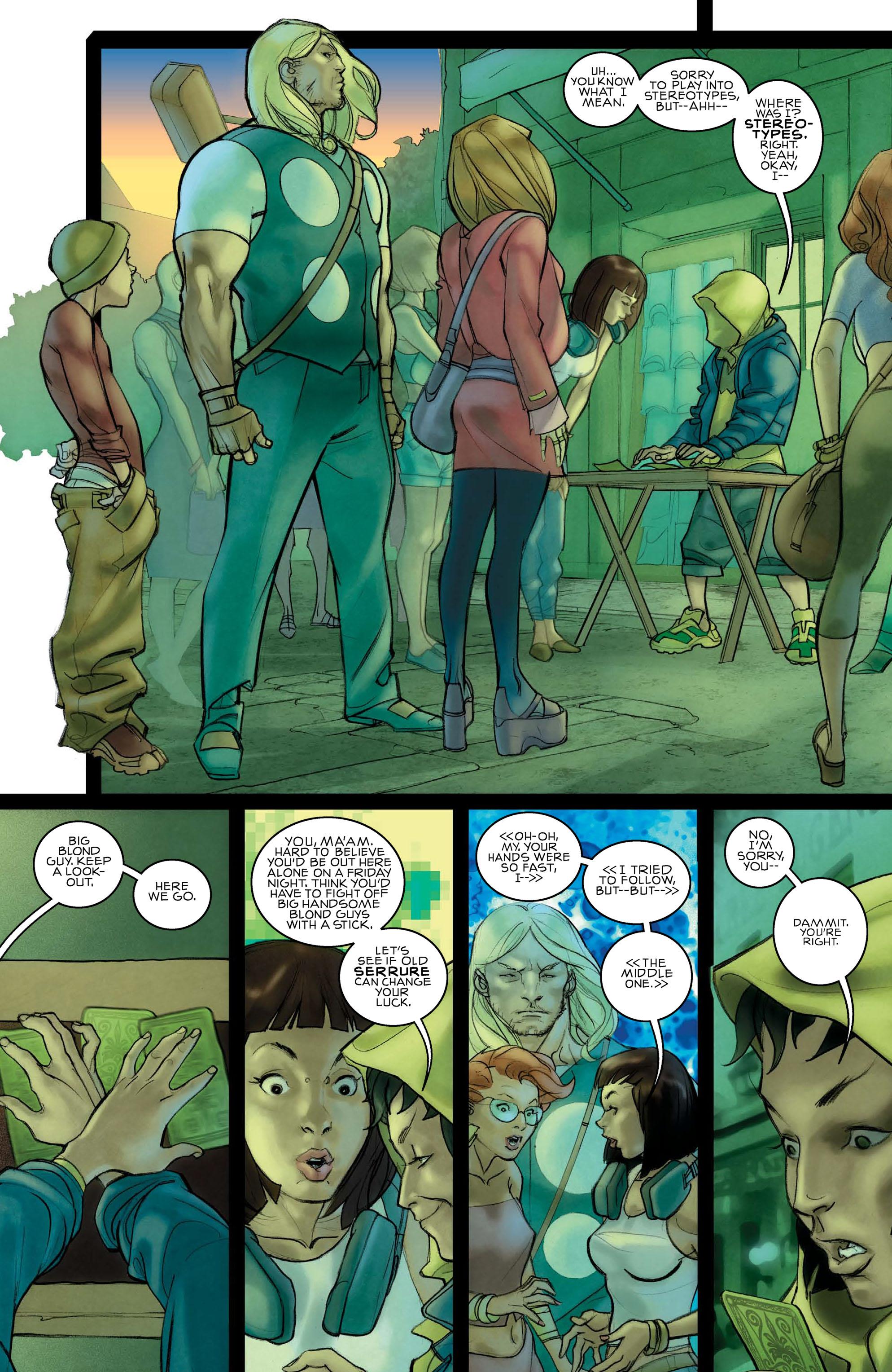 Thor (2007) Issue #617 #30 - English 4