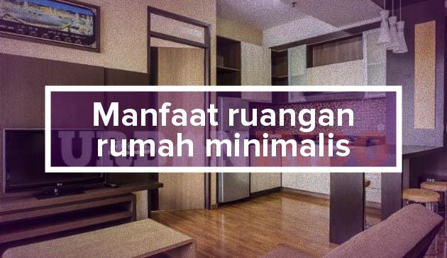 Memanfaatkan Ruangan Rumah Minimalis yang Kecil