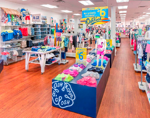 Oshkosh B'Gosh en International Drive en Orlando