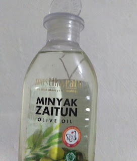All Purpose Face Oil Mustika Ratu Minyak Zaitun