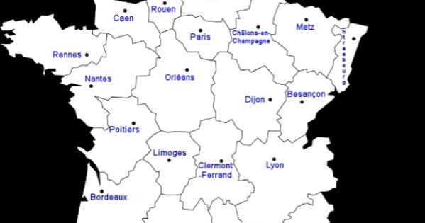 Autour de la gastronomie: Carte interactive des fromages ...