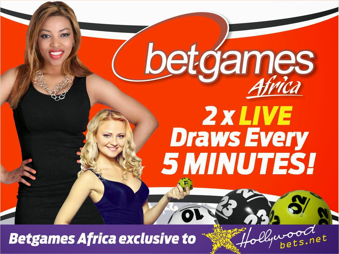 Betgames Africa - Play now at Hollywoodbets.net and Hollywoodbets branches