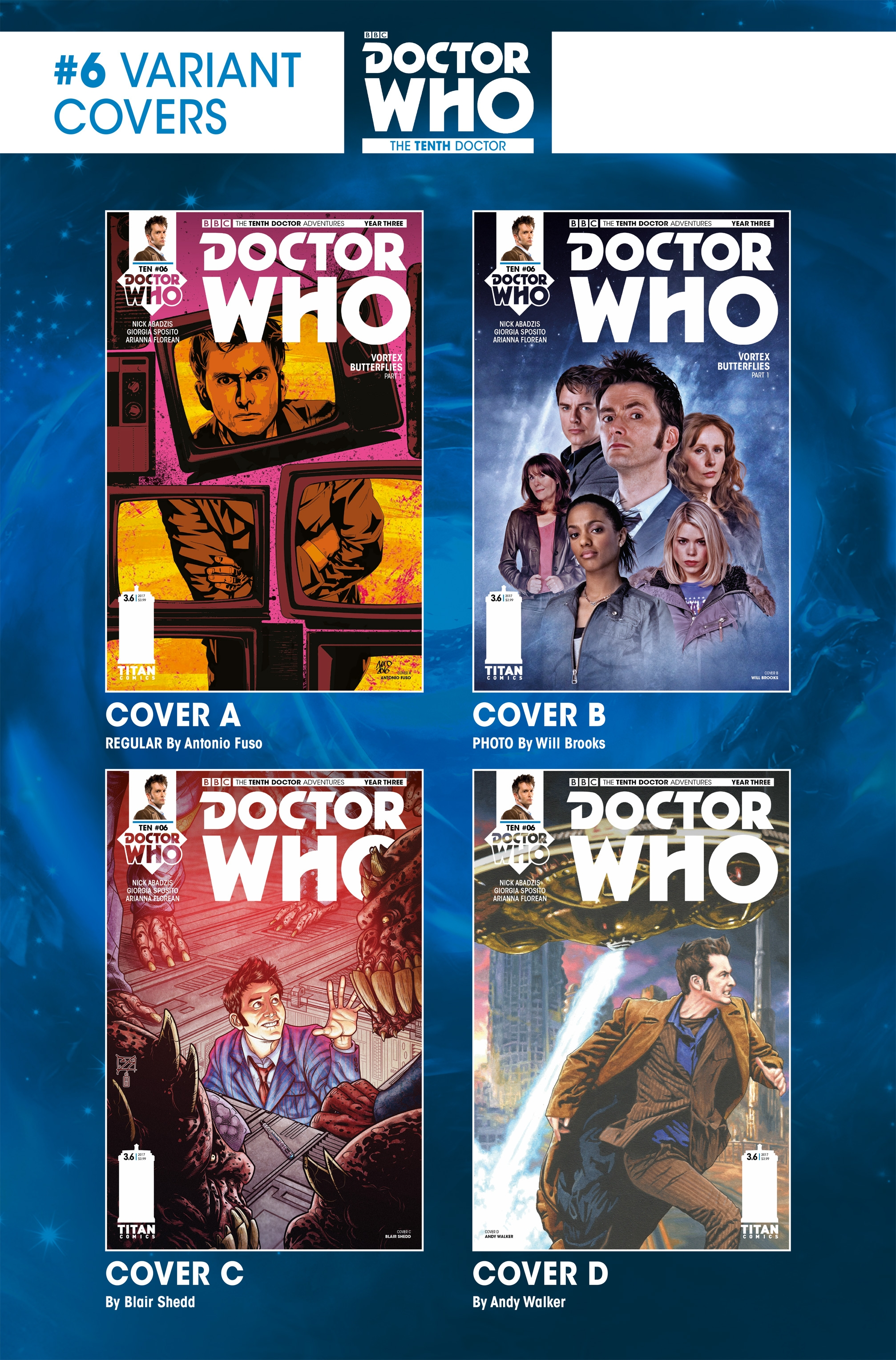 Read online Doctor Who: The Tenth Doctor Year Three comic -  Issue #6 - 30