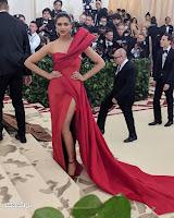 Deepika Padukone Looks stunning in Red Gown at 2018 MET Costume Insute Gala ~  Exclusive 06.jpg