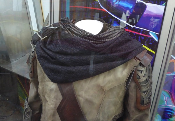 Guardians of the Galaxy 2 Ego costume detail
