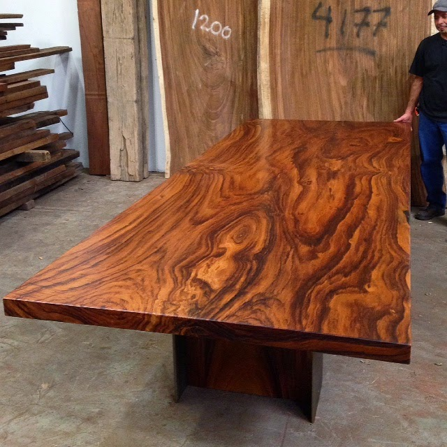 Table Design Wooden Night Stands
