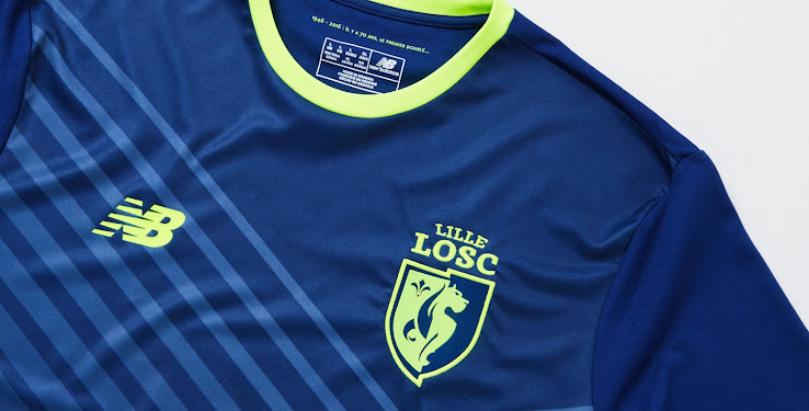 Both the shorts and socks of the new LOSC Lille 16-17 third kit continue  this scheme to create an interesting and unique look for the club. 75792a372