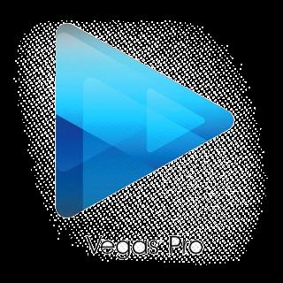 Arte e Logomarca do Sony Vegas Pro 13. Baixe um editor de vídeos profissional de graça. DRF Designer Studio