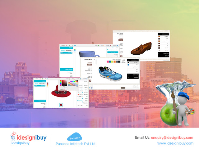 Online Product Designing Tool