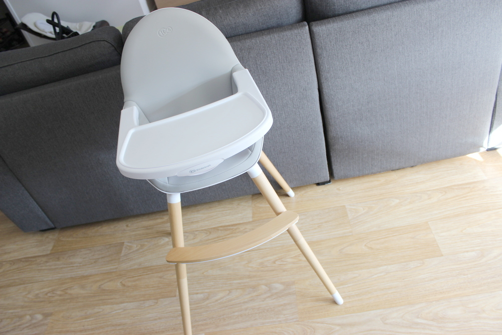 just ana s chaise haute 2 en 1 fini kinderkraft