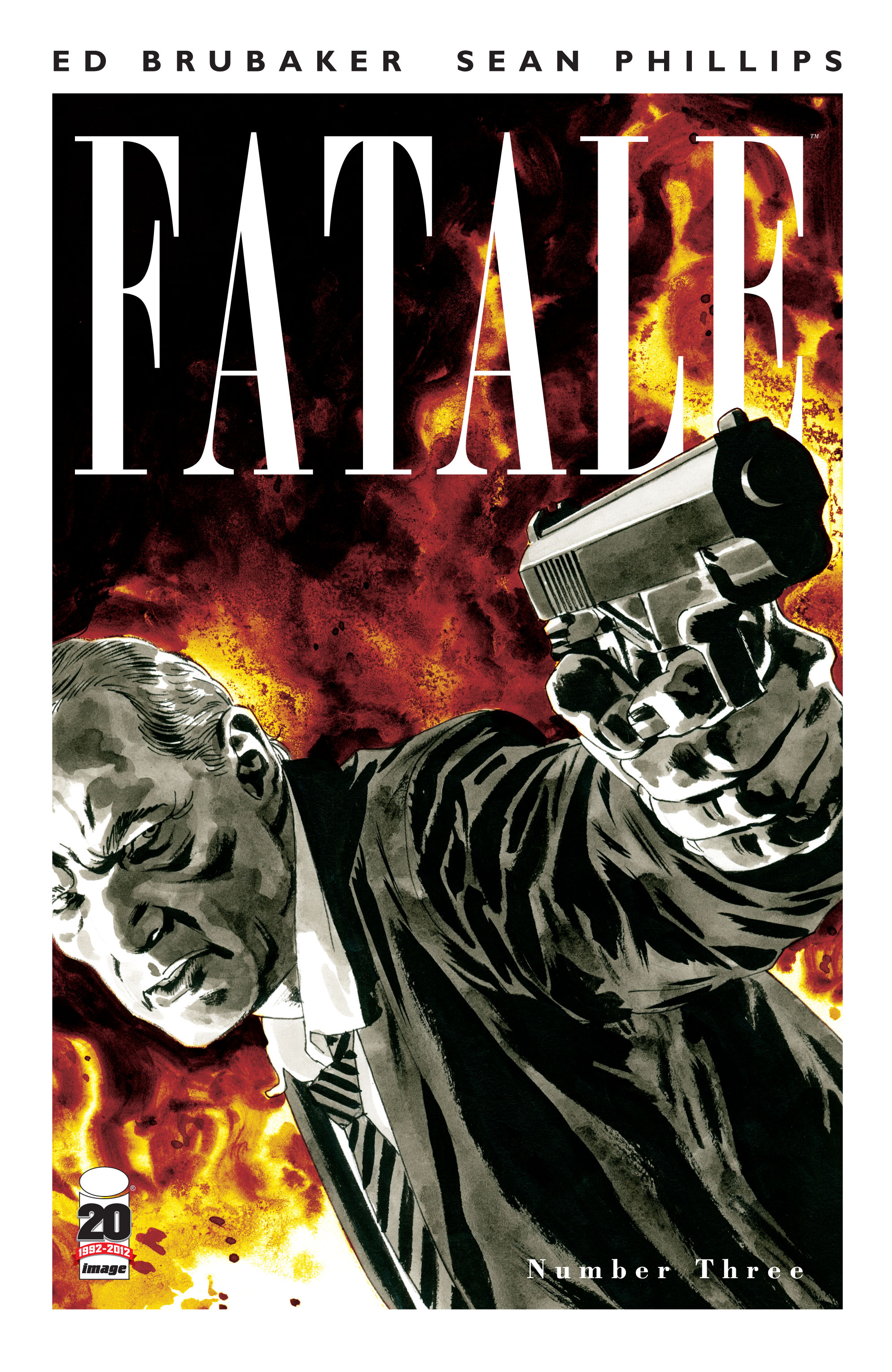 Fatale issue 3 - Page 1