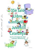 Resultat d'imatges de salo del llibre infantil i juvenil de mollerussa 2019