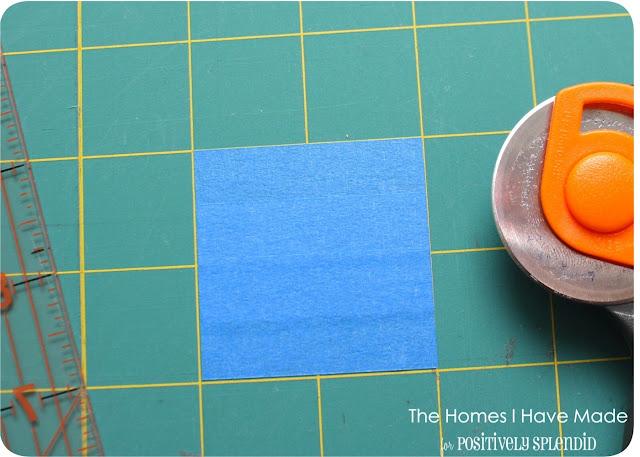 Cross Hatch Vinyl Tile Backsplash Positively Splendid