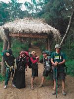 Pendakian Gunung Sindoro Via Kledung