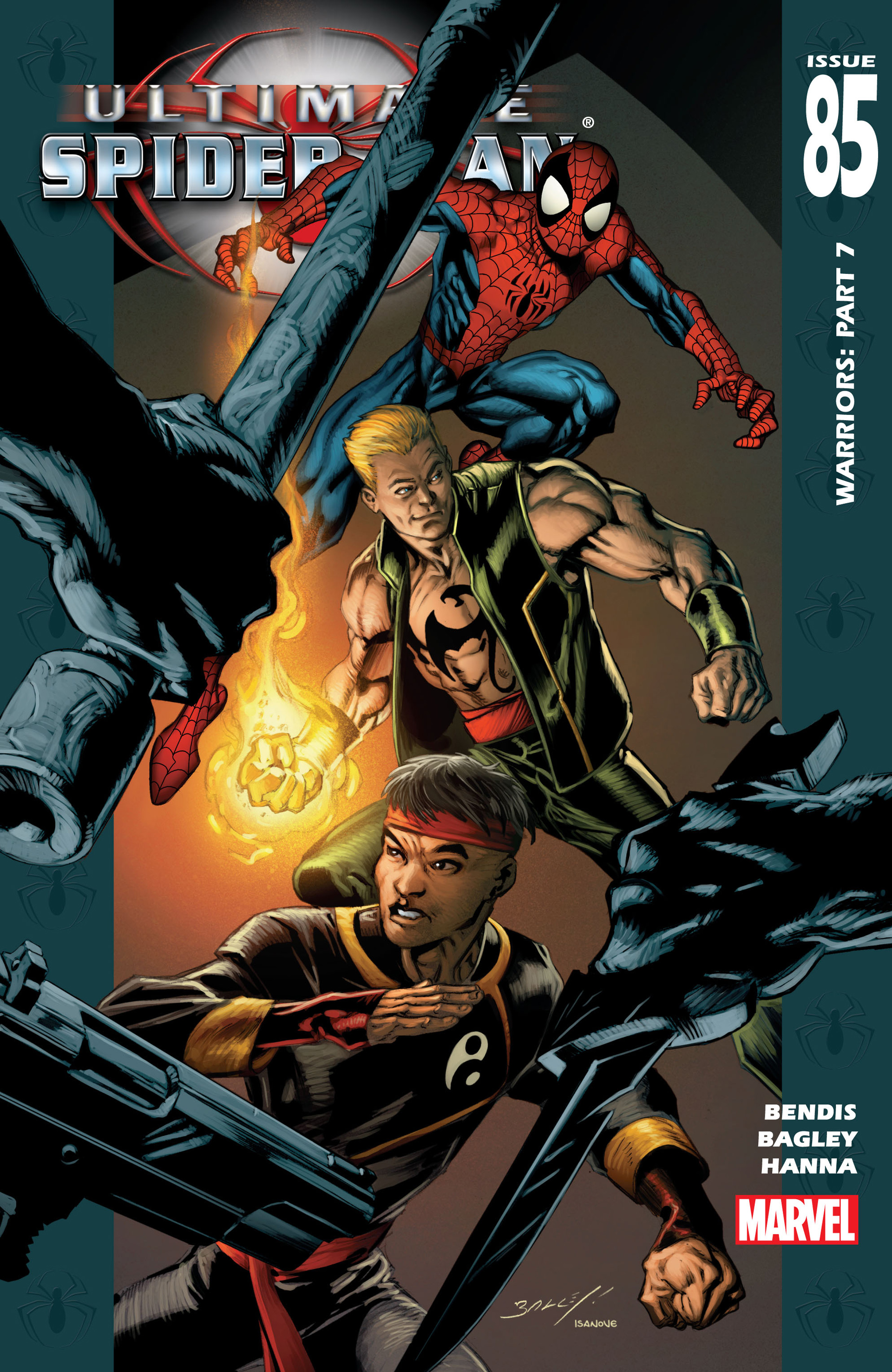Read online Ultimate Spider-Man (2000) comic -  Issue #85 - 1