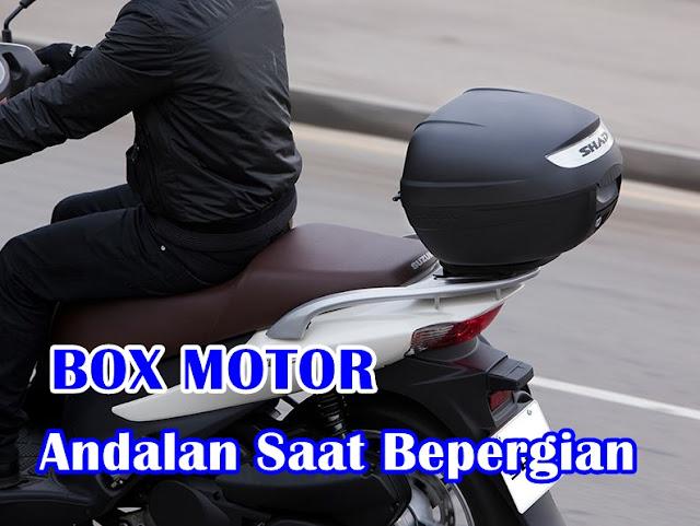 Box Motor Andalan Saat Bepergian
