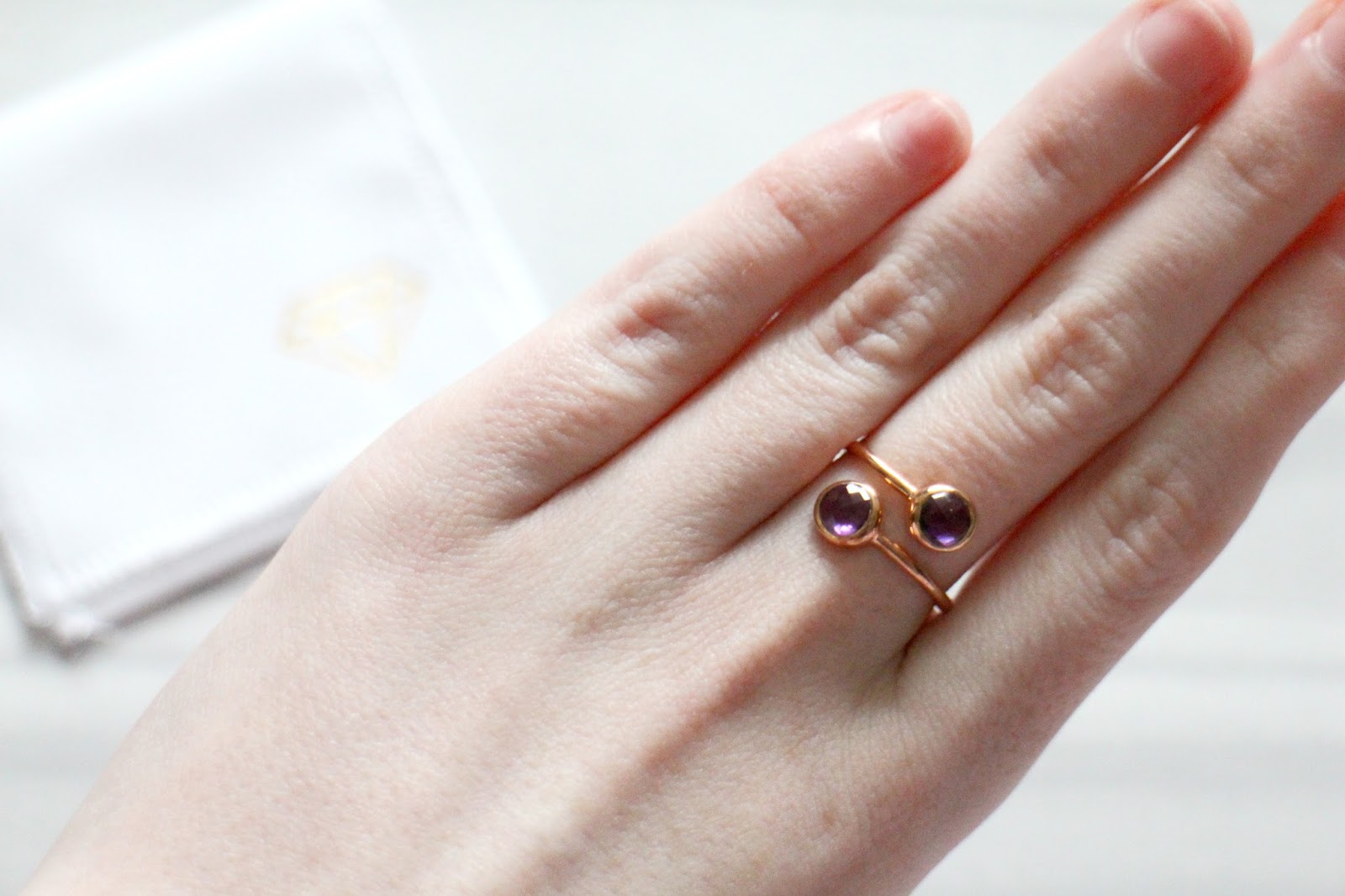 Rose Gold Ring Review