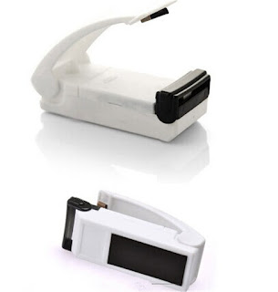 Portable Mini Heat Sealing Machine, bag heat sealer
