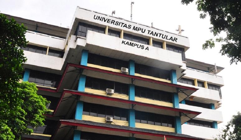 PENERIMAAN MAHASISWA BARU (UMT) UNIVERSITAS MPU TANTULAR