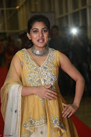 Nivetha Thamos in bright yellow dress at Ninnu Kori pre release function ~  Exclusive (16).JPG
