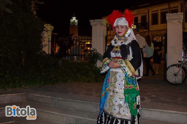 Macedonian national costume - Ethnic area Skopska Crna Gora