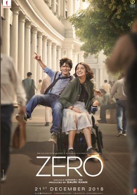 Entertainment News ~ Shahrukh Khan And Anushka Sharma Film Zero Trailer Will Launch On 2 November