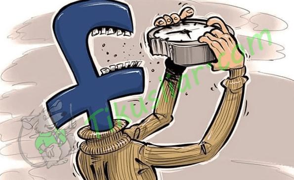5 Cara Facebook Menghancurkan Hidup Kamu