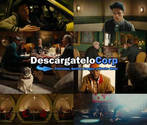 Descargar Kingsman El Servicio Secreto DVDRip Latino