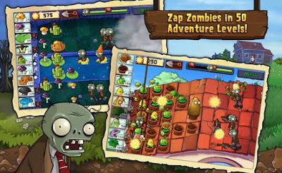 Plant vs. Zombies