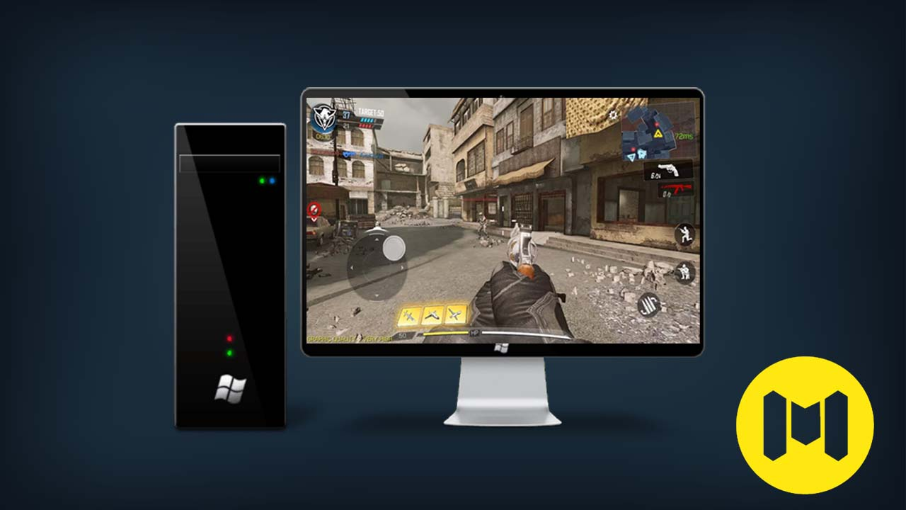 Como jugar Call Of duty mobile en PC