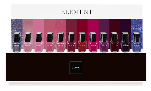 Zoya Element Fall 2018 Preview!