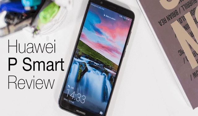تعلن هواوي رسميا هاتفها p smart الجديد بسعر خرافي