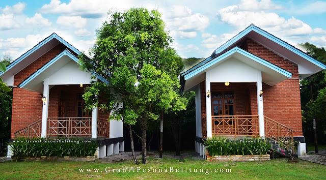 Cottage di Marina Resort Belitung