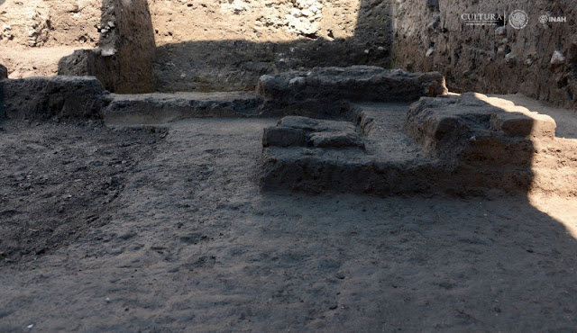 Mexican archaeologists find dwelling for Aztec survivors of Spanish conquest