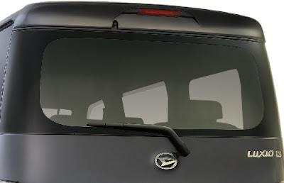 Exterior Daihatsu Luxio